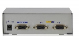 Eminent AB7802 2 Port 400Mhz Video Splitter
