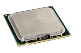 Intel Core 2 Duo Processor E8400 3.00 GHz SLB9J