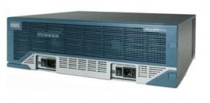 CISCO  3845-MB FLASH 128MB +  HWIC-1FE