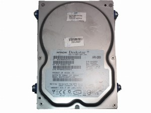 HDD SATA 3.5 404024-001 Hitachi HDS721680PLA380 80GB 7.2K