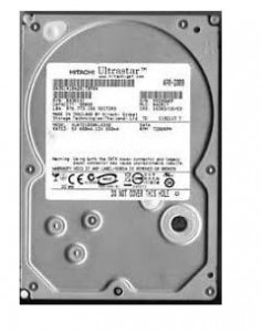 HITACHI ULTRASTA SATA 500GB 7,2K 3,5 HUA721050KLA330