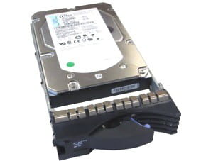 IBM SAS 146,8GB 15K  3,5 39R7350 40K1044