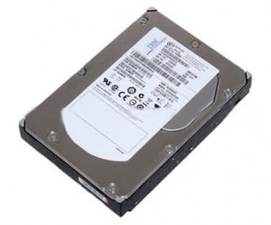 IBM 300GB SAS 15 K 3,5 43X0805 43X0802