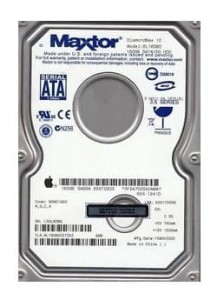 Maxtor DiamondMax 10 160Gb SATA 3,5 6L160M0