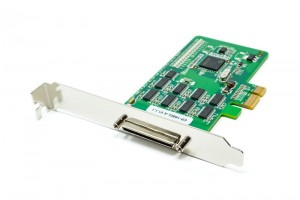 CP-168EL-A 8-port RS-232 PCI Express serial board wysoki profil