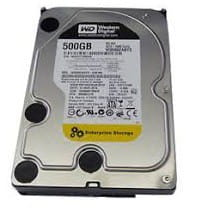 Enterprise Storage WD 500GB SATA LFF' WD5002ABYS