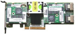DYSK Flash Accelerator 4x 24GB SSD PCI-E + SAS HBA