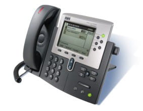 telefon CISCO IP PHONE 7962 gw / FV