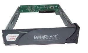 RAMKA Datadirect SAS 3,5'' ST107D1-02 Interposer