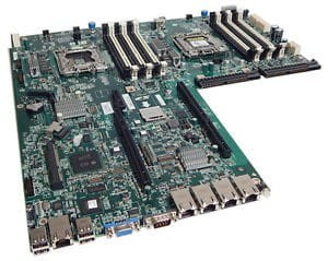 HP DL360E 380E Gen8 647400-002 System Board