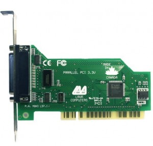 ADAPTER PORT RÓWNOLEGŁY PCI 3.3V LAVA COMPUTERS