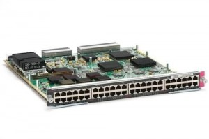 Moduł WS-X6548-GE-TX Cisco Catalyst 6500