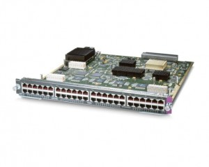 Moduł Cisco Catalyst 6500 WS-X6148GE-TX 48 PORTÓW