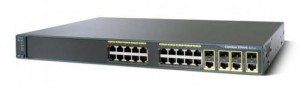 Cisco 2960G WS-C2960G-24TC-L 24 x 10/100/1000