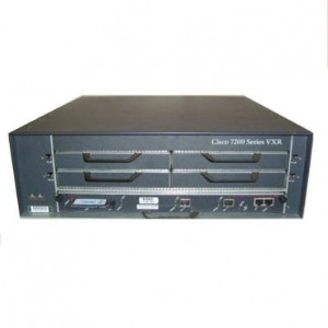 CISCO 7200  VXR 2X PSU NPE-GI 4x Serial inne