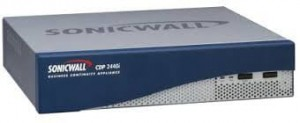 SonicWALL CDP 2440i Business Continuity Appliance