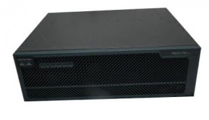 Router CISCO seria 3700, 3745- IO-2FE, 4x SERIAL