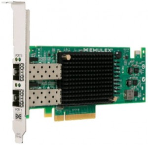 Emulex OCe10102 PCI E Dual-channel + sfp