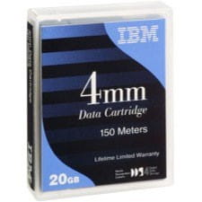 IBM 4mm Data Cartridge - 150 metrów DDS-4 20GB