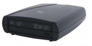 HP USB 2.0 External DVD-Writer dvd1040