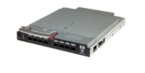 HP BLc Brocade 4/24 4Gb FC SAN Switch 411121-001