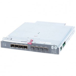 Cisco MDS 9124e Blade Switch 800-28651-01 4GB FC