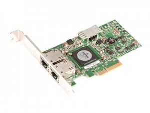 Dell 0g218c Broadcom Dual Port Pci-e 2x 10/100/100