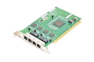 CISCO 74-3188-01 4FE-66 4 Port Fast Ethernet NIC 4x 10/100