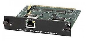Crestron C2ENET-1 Single Port Ethernet Card
