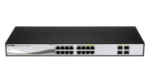 switch D-LINK DGS-1210-16  12x10/100/1000