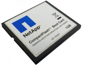 NetApp 501-00387 1gb Compact Flash Boot Card