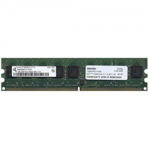 PAMIĘĆ RAM QIMONDA 1GB 2Rx8 PC2-4200U