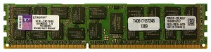 RAM Kingston PC3-10600R 8GB 2rx4 40w4557