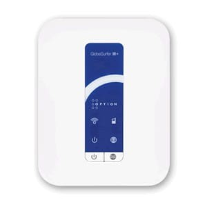 Option GlobeSurfer III router GSM