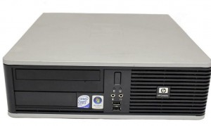 HP DC7800 GC760AV E2160 1,8ghz ram 2 GB hdd 80gb