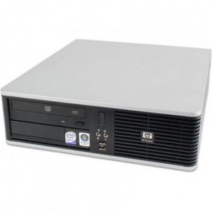 HP DC7900 GC760AV  e5200 SFFghz 2 GB 250gb hdd