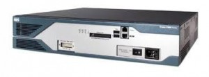 router CISCO 2821 + 128MB