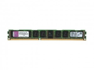 Kingston 4GB VLP  PC3-10600R KVR1333D3D8R9SL/4G