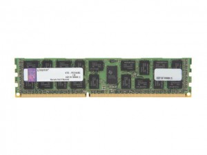 PAMIĘĆ RAM KINGSTON 8GB 1Rx4 PC3-12800R KTD-PE316S/8G
