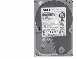 "DELL 500GB SATA 3,5"" 7,2K PN 0F18755 019HJ4"