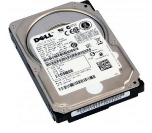 "DELL SAS 147GB 15K 3,5"" 0B22178 MODEL: HUS153014VLS300 gx198"