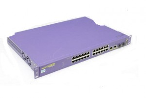 Switch Extreme Networks Summit X150-24t  24x10/100