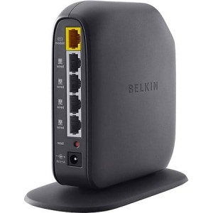 Belkin F9K1001 v3 - wireless router