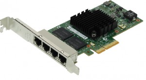 INTEL I350-T4 QUAD PORT DELL 0X8DHT