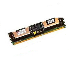 KINGSTON KVR667D2D4P5/2G 2GB PC2-5300 DDR2 667MHZ ECC