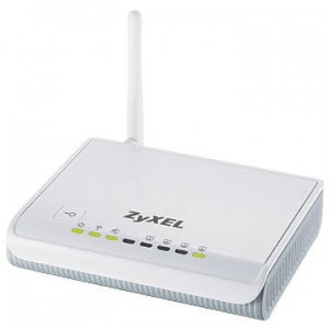 Router ZYXEL NBG4115