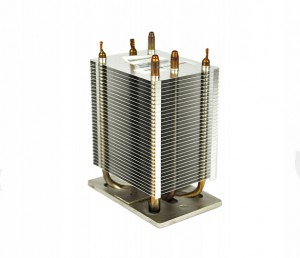 HP radiator:  499258-001 508876-001 ML350 G6
