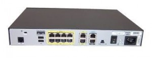 Router CISCO 1800, CISCO 1811 8 x 10/100Mbps