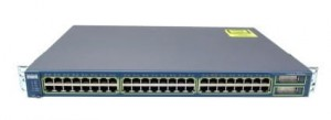 Cisco WS-C2950G-48-EI 48x10/100