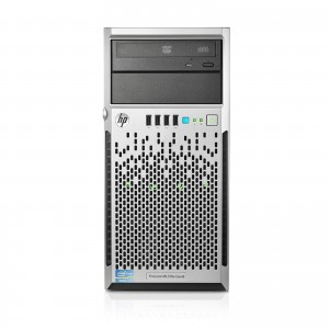 Hp ML310e g8  i3-1220v3 b120i 4gb ram 2x 300gb hdd
